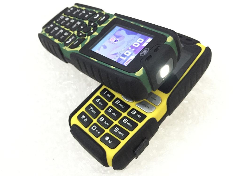 Điện thoại A8+ pin khủng 5