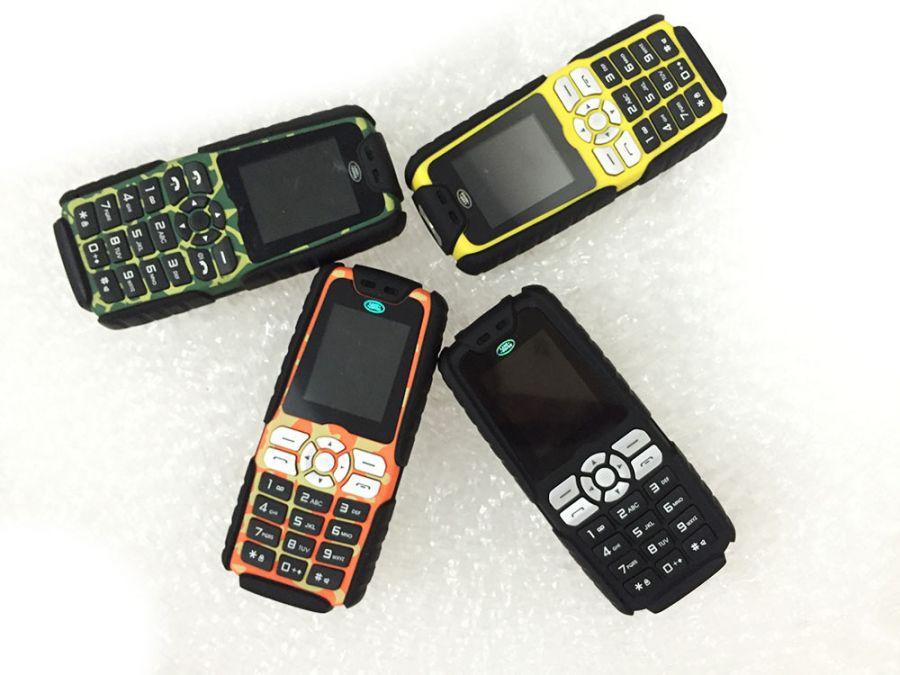 Điện thoại A8+ pin khủng 3