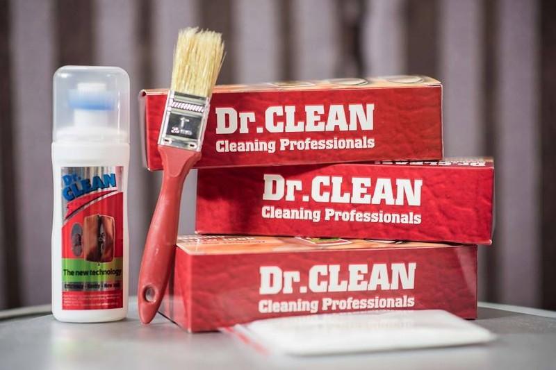 Dr CLEAN Chuyên Gia Làm Sạch Đồ Da 1
