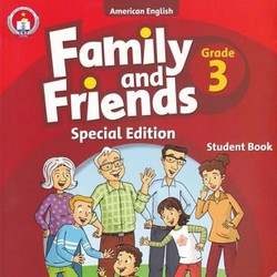 Family and Friends Special Edition Grade 3 Student Book