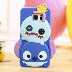 [Xoài Xấu Xa Shop] ỐP LƯNG CASE SILICONE STITCH SS GALAXY NOTE 4