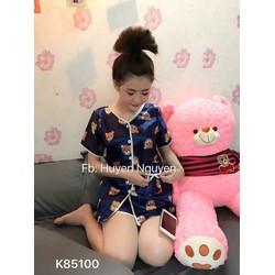 Set pijama hình gấu