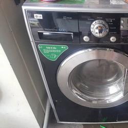 Máy giặt LG 8Kg Lồng ngang WD_ 14577RD nguyên bản