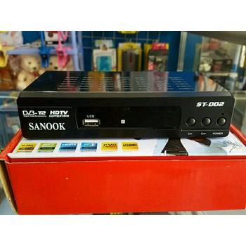 Đầu thu truyền hình mặt đất Sanook ST002 nhập khẩu Thái Lan chuẩn HD
