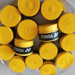 Cuốn cán tennis YONEX 30 cái - VÀNG - Quấn cán vợt tennis