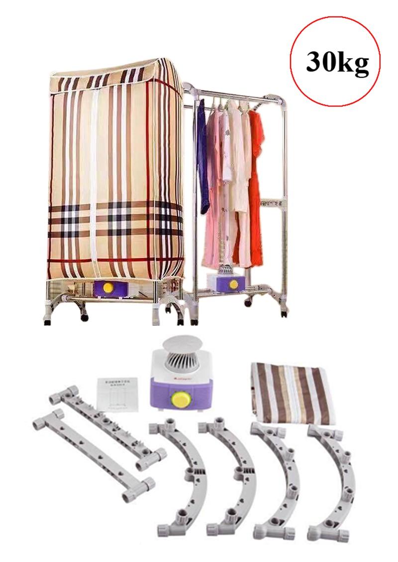 Tủ sấy quần áo 1