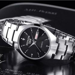 Đồng hồ chính hãng hàn quốc thép chống rỉ