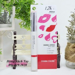 Son 2 đầu Sivanna colors lipstick 12H