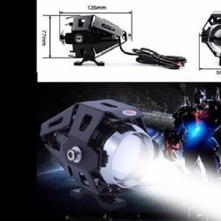 Đèn trợ sáng cho moto siêu sáng