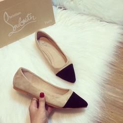 Giày búp bê n-MS 383