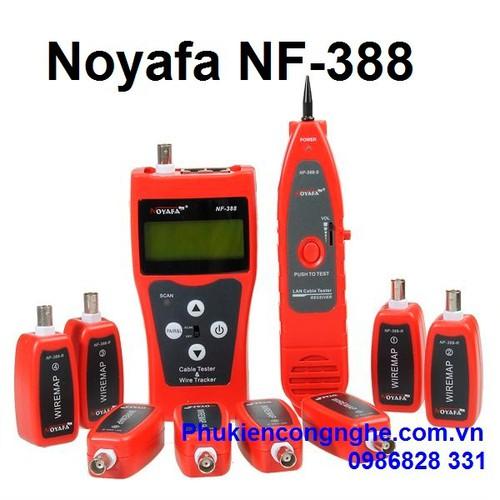 Máy Test mạng NF-388 Đo số Mét Dò tín hiệu cáp chính hãng Noyafa - 4114910 , 4564976 , 15_4564976 , 1550000 , May-Test-mang-NF-388-Do-so-Met-Do-tin-hieu-cap-chinh-hang-Noyafa-15_4564976 , sendo.vn , Máy Test mạng NF-388 Đo số Mét Dò tín hiệu cáp chính hãng Noyafa
