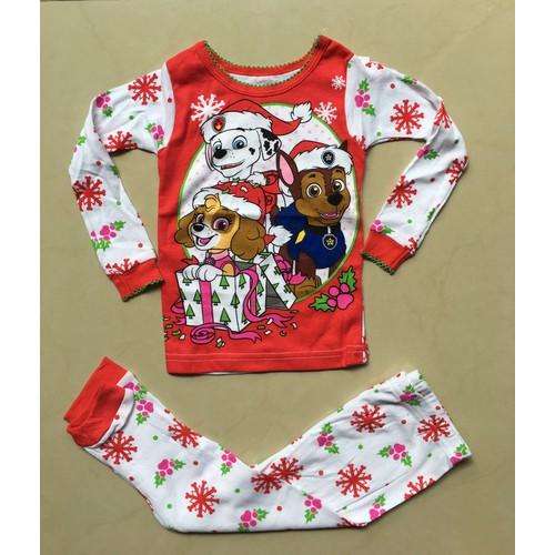 Đồ bộ tay dài cho bé gái hình chó cứu hộ, 11-15kg, thun cotton borip thích hợp cho bé mặc ngủ vào những ngày thời tiết se lạnh, không gây kích ứng da. - 4114831 , 4563815 , 15_4563815 , 79000 , Do-bo-tay-dai-cho-be-gai-hinh-cho-cuu-ho-11-15kg-thun-cotton-borip-thich-hop-cho-be-mac-ngu-vao-nhung-ngay-thoi-tiet-se-lanh-khong-gay-kich-ung-da.-15_4563815 , sendo.vn , Đồ bộ tay dài cho bé gái hình chó cứu