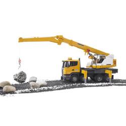 Xe tải cần cẩu SCANIA Bruder 03570 BRU03570