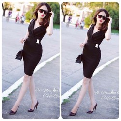 Đầm Ôm Chanel