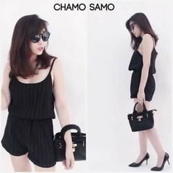 Jumpsuit Short