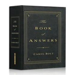 SÁCH THE BOOK OF ANSWERS cung cấp bởi MUASAMHOT
