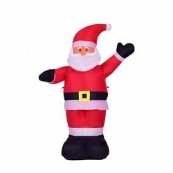 Mô hình ông già Noel bơm hơi cao 1.2m