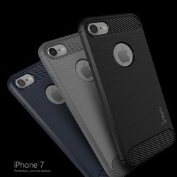 Ốp lưng Iphone 7 và 7Plus Ipaky nhựa mềm TPU chống sốc