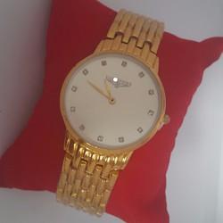 Đồng hồ thương hiệu nổi tiếng - dây kim loại