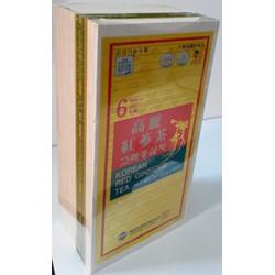 Trà hồng sâm hộp gỗ chính hiệu Hàn quốc