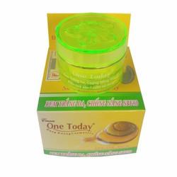 Kem dưỡng trắng da chống nắng SPF 50 Ốc Sên One Today 10g