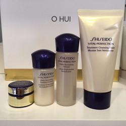 Bộ dưỡng chống lão hóa Vital Perfection xách tay Nhật Bản 4 sản phẩm