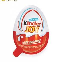 Sô cô la quả trứng đồ chơi Kinder Joy – Boys