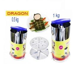 Khuôn Làm Giò Chả Inox 1kg Thương Hiệu Dragon