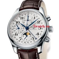 Đồng hồ cơ chạy 8 kim sang trọng lịch lãm LG8C8