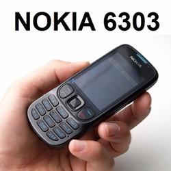 NOKlA 6303 CHÍNH HÃNG - ĐẦY ĐỦ PIN SẠC