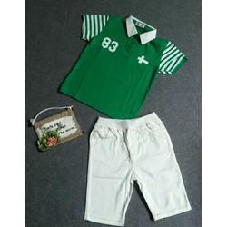 Set áo thun quần jean số 83 size đại