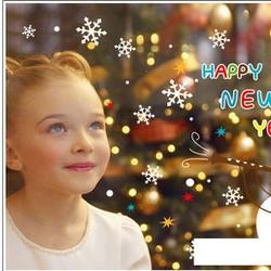 Người tuyết chúc mừng năm mới