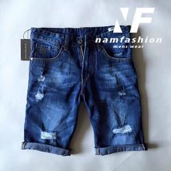Quần ngố nam jeans nam