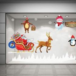 Ông già Noel và xe quà