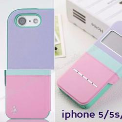Bao da iphone 5 5s SE chính hãng Joyroom