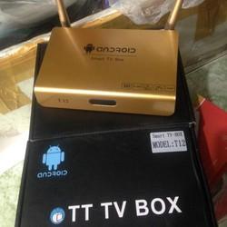Android TV Box T12 Pro biến Tivi thường thành Smart TV thông minh