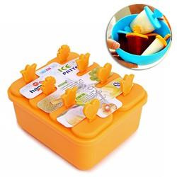 Combo 2 bộ khuôn làm kem 8 ngăn tiện dụng