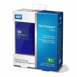 Ổ cứng di động WD My Passport Ultra 1TB
