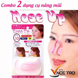 Combo 2 Dụng cụ kẹp nâng mũi Nose up