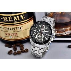 Đồng hồ nam cao cấp Chronograph Edifice EF 543d 1AV