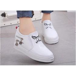 TT012T- Giày sneaker nữ cá tính phong cách Hàn Quốc