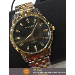 Đồng hồ Halei chống nước dây demi