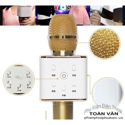 micro Bluetooth q7 hát nói thỏa thích