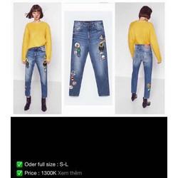 Quần Jeans mới về