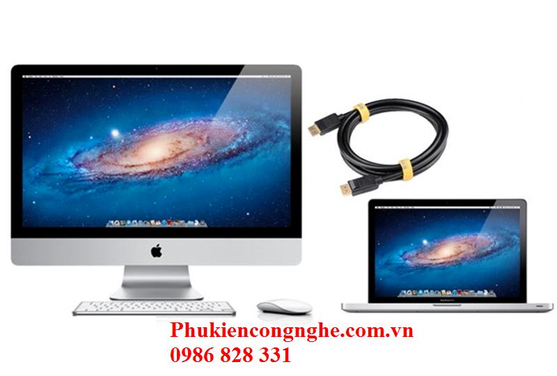 Cáp Displayport 2 đầu dương dài 5m chính hãng Ugreen UG-10213 3