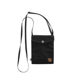 Túi đeo chéo Fjallraven Pocket Bag Black