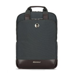Balo laptop Mikkor The Willis Backpack Charcoal