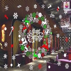 Decal trang trí Noel
