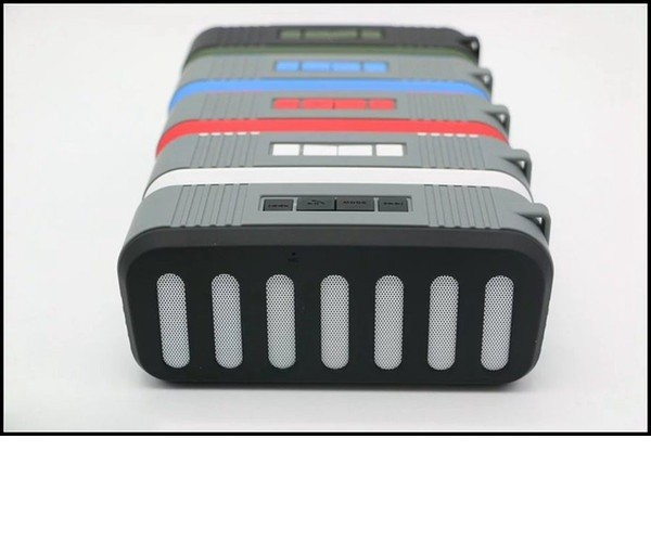 Loa Bluetooth, Thẻ TF, USB, FM HIFI R2013 7