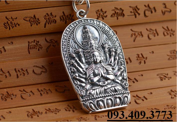 MẶT DÂY CHUYỀN THIÊN THỦ THIÊN NHÃN - DC349 3